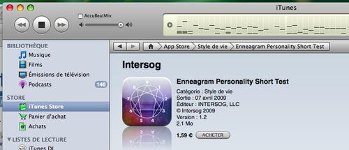 Enneagram-iphone
